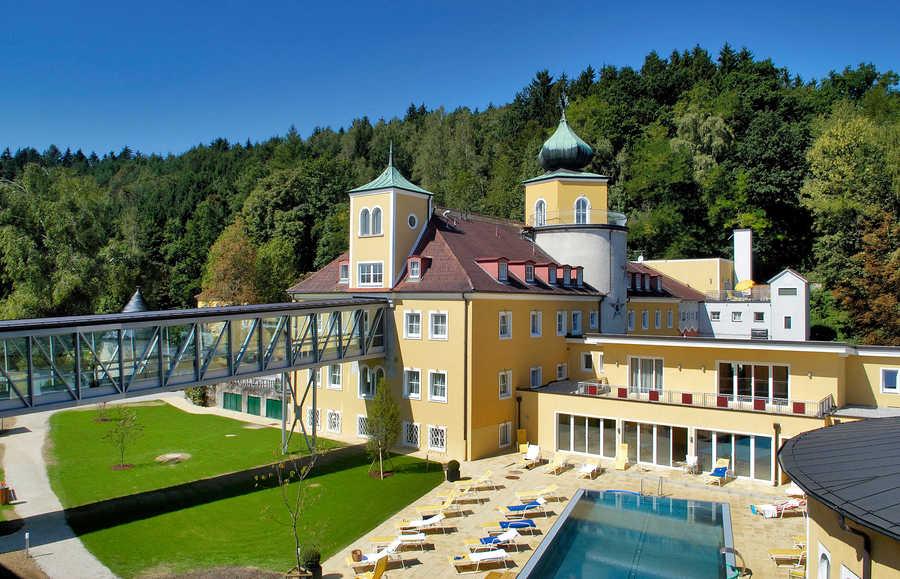 OptimaMed Bad Wimsbach Gesundheitsresort