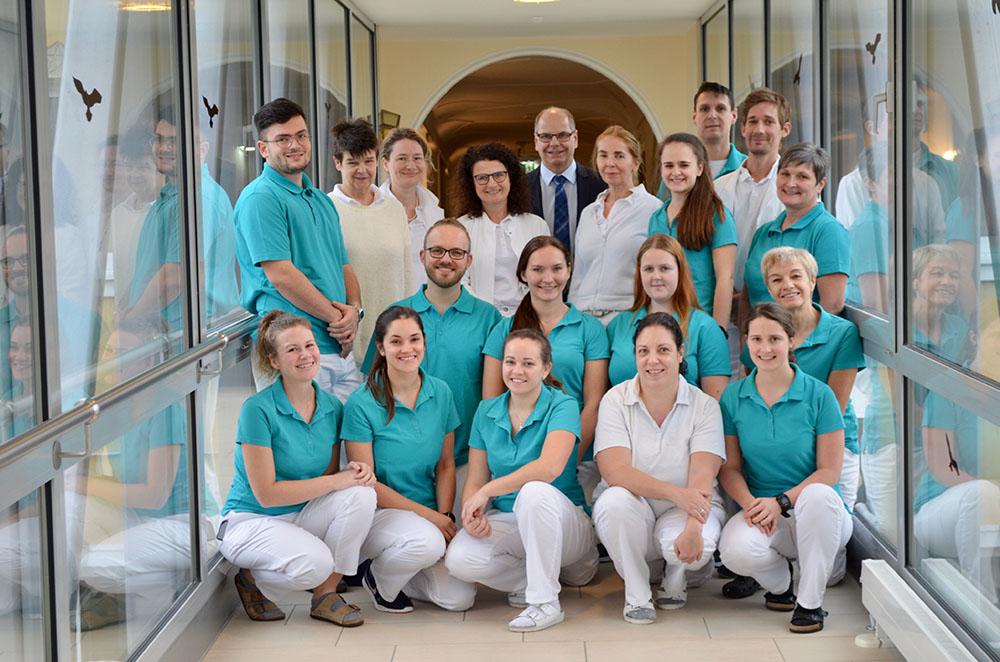 Team Ärzte Therapeuten Bad Wimsbach